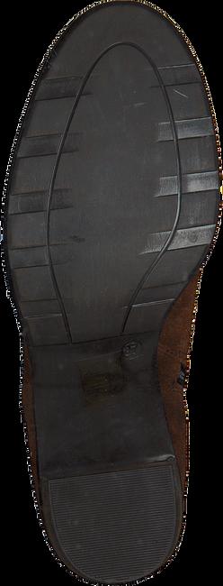 Cognacfarbene OMODA Stiefeletten 8340 - large