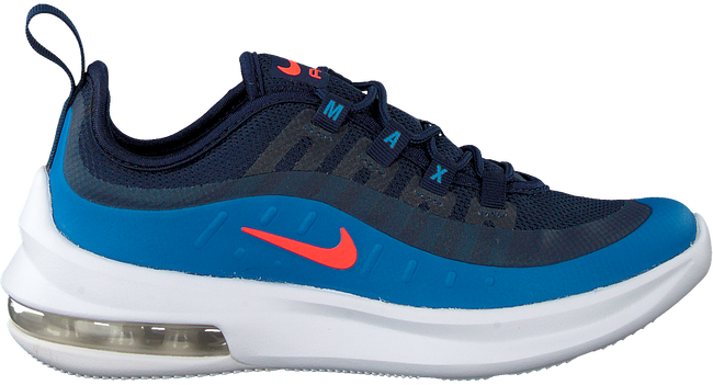 Blaue NIKE Sneaker low AIR MAX AXIS (PS)  - large