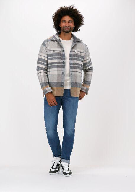 Graue PROFUOMO Overshirt PONCE - large