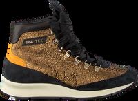 Goldfarbene PHILIPPE MODEL Sneaker KKHD  - medium