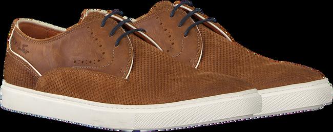 Cognacfarbene VAN LIER Business Schuhe 1919401  - large