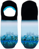 Blaue XPOOOS Socken LA CITYVIEW  - small