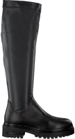 Schwarze DEABUSED Hohe Stiefel DEA-51  - medium