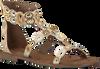 white LAZAMANI shoe 75.586  - small