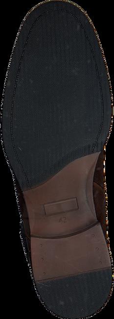 Cognacfarbene OMODA Schnürstiefel MRUMEO601 - large