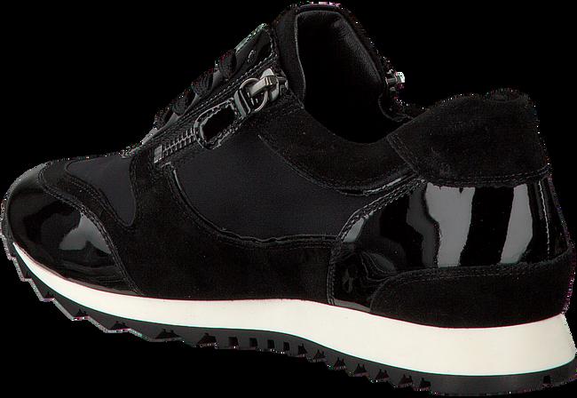 Schwarze HASSIA Sneaker 1914 - large