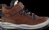 Cognacfarbene JOCHIE & FREAKS Sneaker 18480 - small