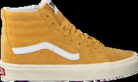 Camelfarbene VANS Sneaker high UA SK8-HI WOMEN  - medium