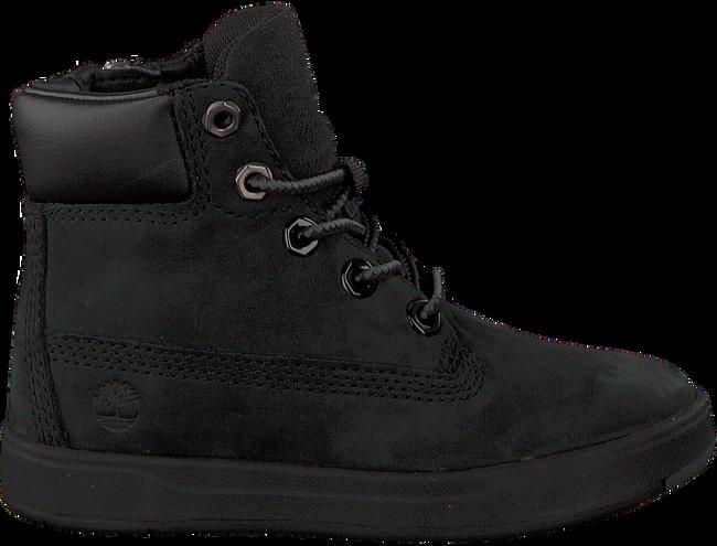 Schwarze TIMBERLAND Ankle Boots DAVIS SQUARE 6 KIDS - large