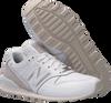 Weiße NEW BALANCE Sneaker low WL996  - small