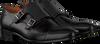 Schwarze VAN LIER Business Schuhe 1918908  - small