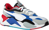 Weiße PUMA Sneaker low RS-X3 PUZZLE  - small