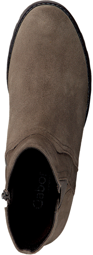 Taupe GABOR Stiefeletten 92.804  - larger