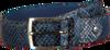 Blaue FLORIS VAN BOMMEL Gürtel 75200  - small