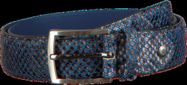 Blaue FLORIS VAN BOMMEL Gürtel 75200  - large