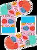 Rosane HAPPY SOCKS Socken SWEET HEART  - small