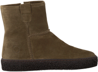 Taupe CA'SHOTT Ankle Boots 24141  - medium
