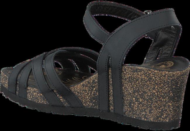 Black PANAMA JACK shoe VERA  - large