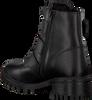 Schwarze PS POELMAN Biker Boots LPCFENIX-40  - small