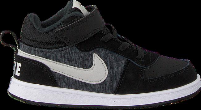 Schwarze NIKE Sneaker COURT BOROUGH MID (KIDS) - large