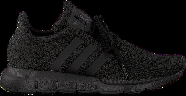 Schwarze ADIDAS Sneaker SWIFT RUN J  - large