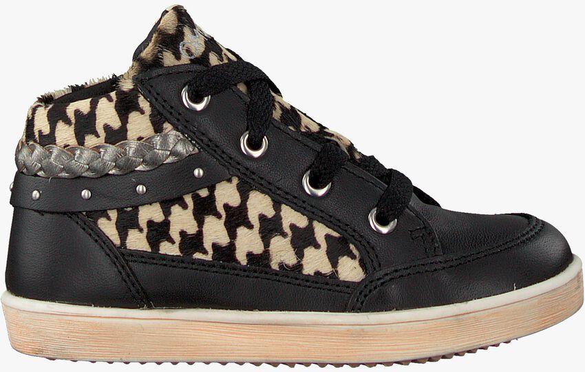 Schwarze OMODA Sneaker OM119501  - larger