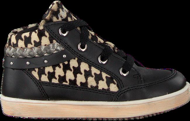 Schwarze OMODA Sneaker OM119501  - large