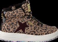 Braune VINGINO Sneaker LOTTE MID  - medium