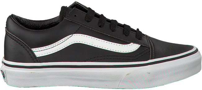 Schwarze VANS Sneaker OLD SKOOL KIDS - large
