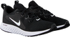 Schwarze NIKE Sneaker NIKE LEGEND REACT (GS) - small