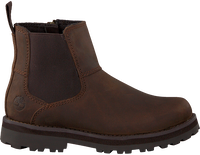 Braune TIMBERLAND Chelsea Boots COURMA KID  - medium