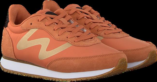 Orangene WODEN Sneaker low OLIVIA METALLIC  - large