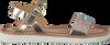 Goldfarbene GIOSEPPO Sandalen SPARK - small
