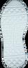 Weiße BRONX Sneaker 66265  - small