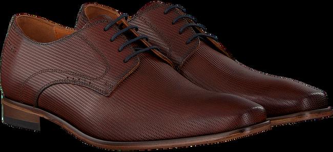 Cognacfarbene VAN LIER Business Schuhe 1958902  - large