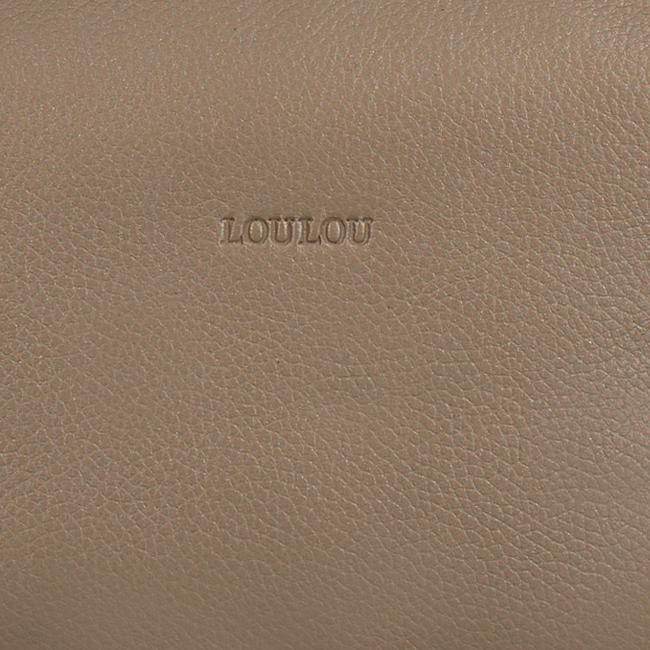 Beige LOULOU ESSENTIELS Clutch 01POUCH  - large