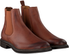 Cognacfarbene GOOSECRAFT Chelsea Boots CHET CHELSEA  - small