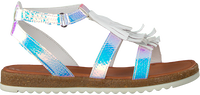 Silberne JOCHIE & FREAKS Sandalen 20722  - medium