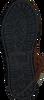 Cognacfarbene GIGA Sneaker G3341  - small