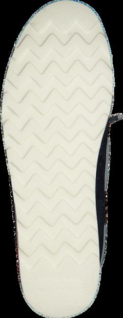 Blaue WOOLRICH Slipper BOAT SHOE  - large