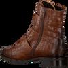 Cognacfarbene GABOR Biker Boots 743  - small