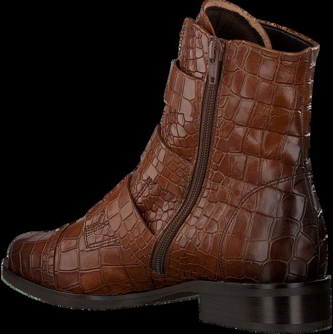 Cognacfarbene GABOR Biker Boots 743  - large