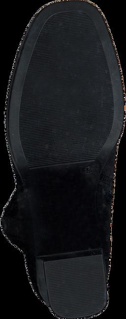 Schwarze VERTON Stiefeletten 668010  - large
