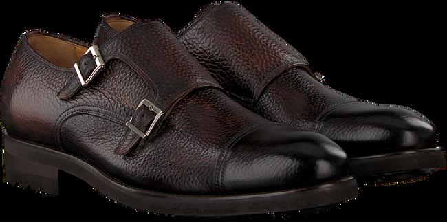 Braune MAGNANNI Business Schuhe 21253  - large