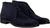 Blaue OMODA Schnürschuhe 3410 - small