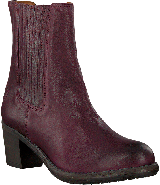 Rote SHABBIES Stiefeletten 182020094 - large