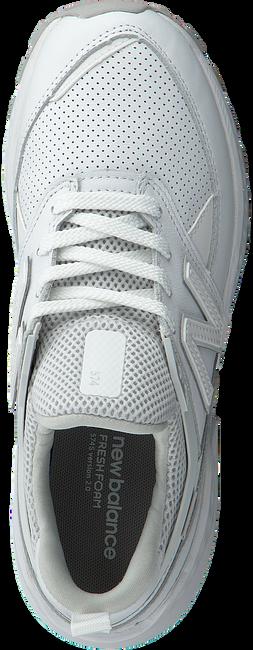 Weiße NEW BALANCE Sneaker WS574 WMN  - large
