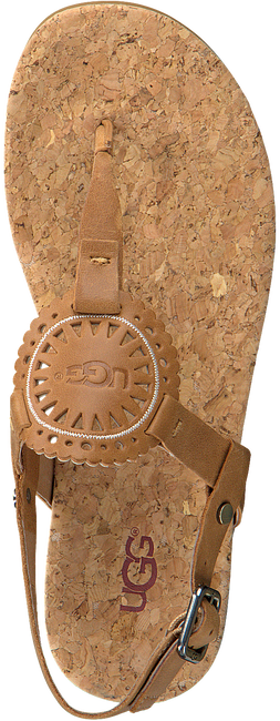 brown UGG shoe AYDEN II  - large