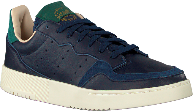 Blaue ADIDAS Sneaker SUPERCOURT  - large