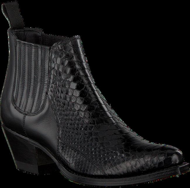 Schwarze SENDRA Chelsea Boots LIA - large